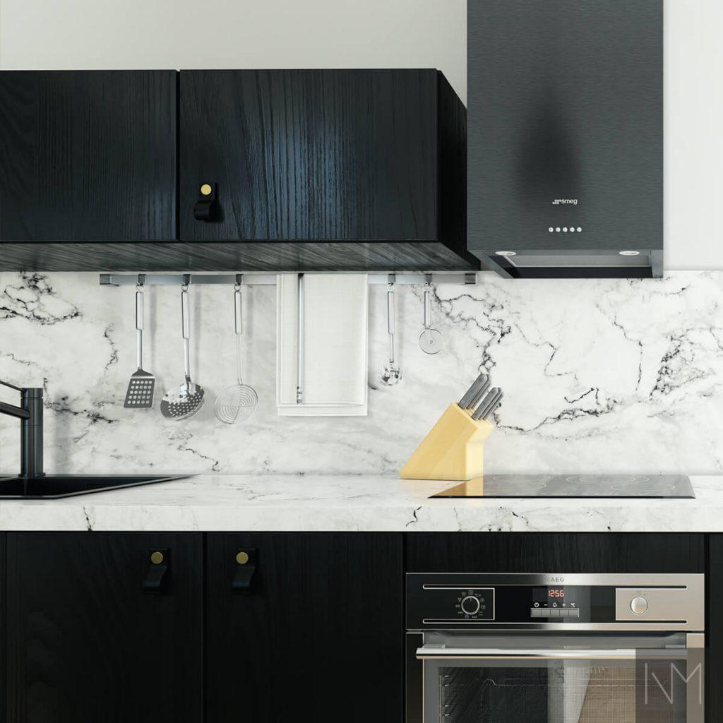 Ideen zum Küchendesign - In Stein gemeißelt
