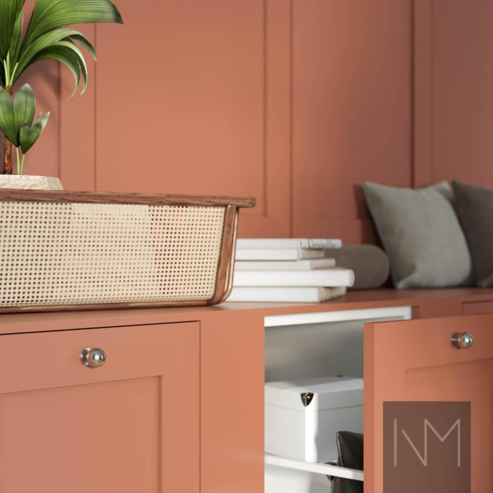 Ideen für die Inneneinrichtung des Wohnzimmers - Farben, Möbel, Accessoires, Dekorationen