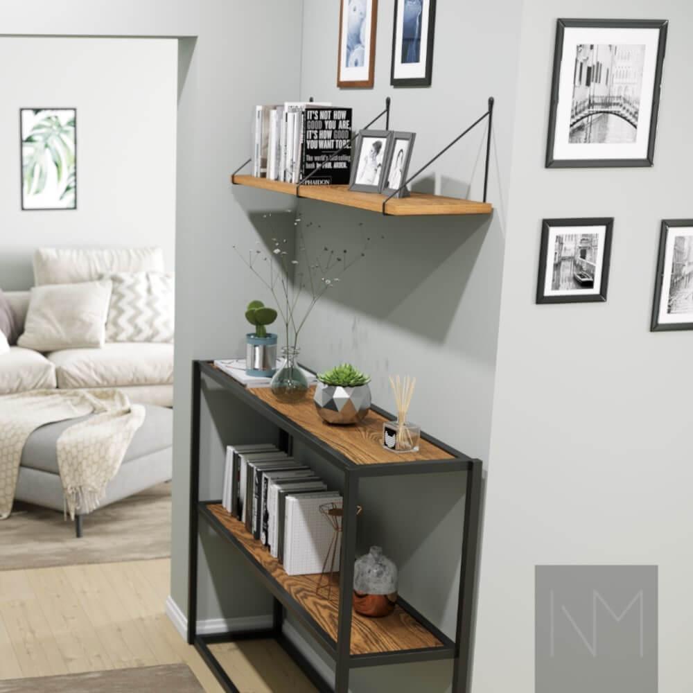 Ideen für die Inneneinrichtung des Wohnzimmers - Wohnzimmer im Retro-Stil