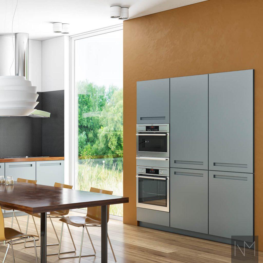 Küchenschränke Design - Die Farben der Schränke
