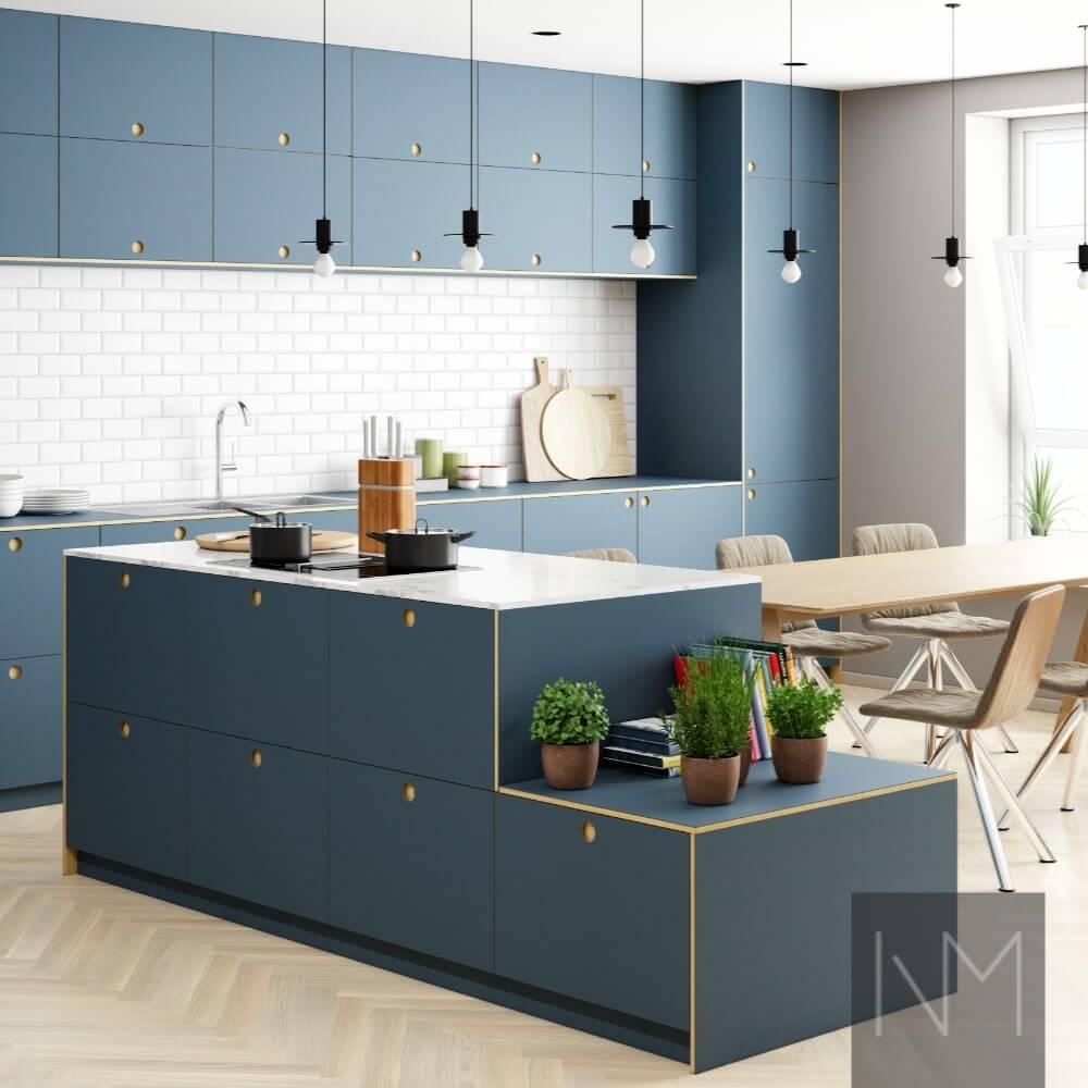 Ideen zum Küchendesign - Zweifache Kücheninsel