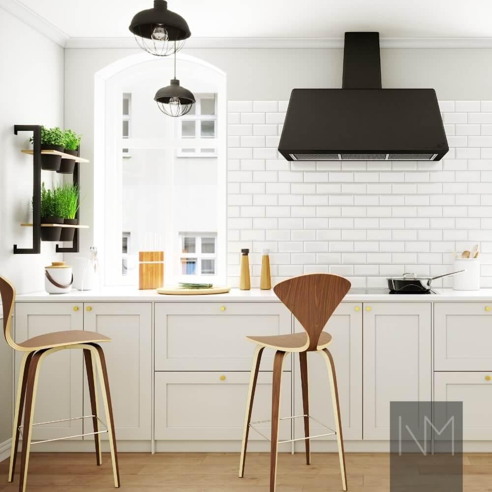 Küchendesign-Ideen - Kacheln Sie es