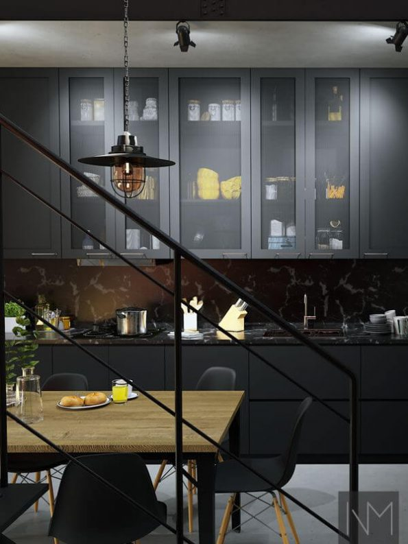 Ikea Küche Mesh Classic Style Wire Industrial