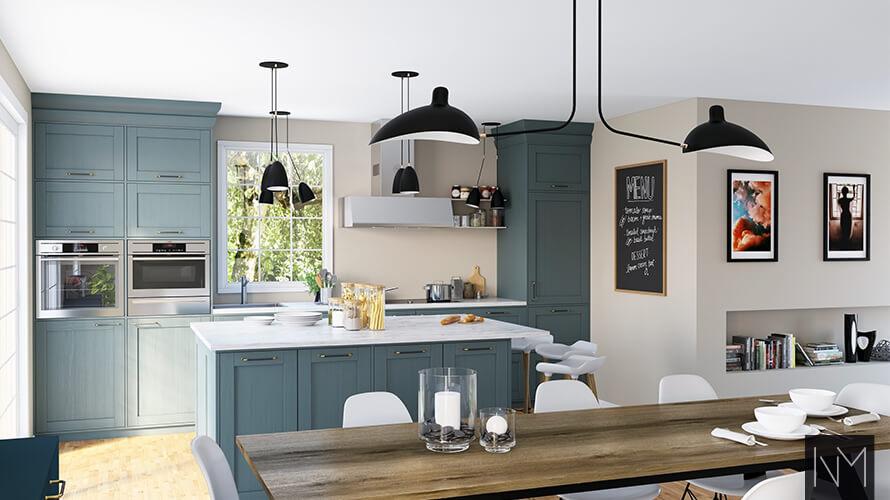 Blog-Bild des Küchen-Showrooms