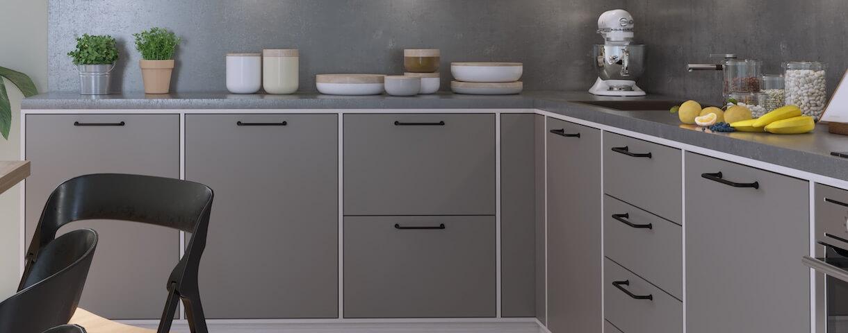 Basic Küchenfronten für IKEA