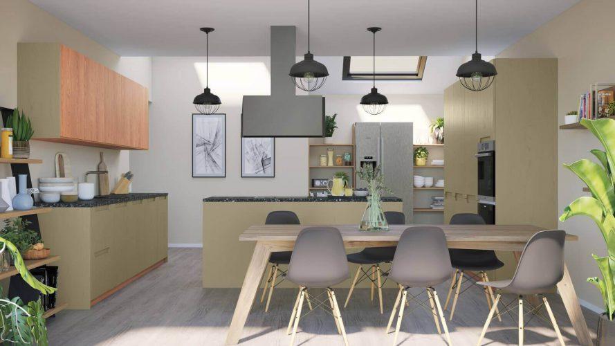 Ein Leitfaden zur Auswahl der Beleuchtung für Ihre Küche