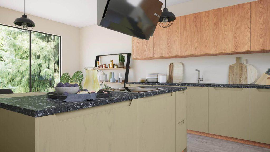 Berücksichtigen Sie Ihre Küche