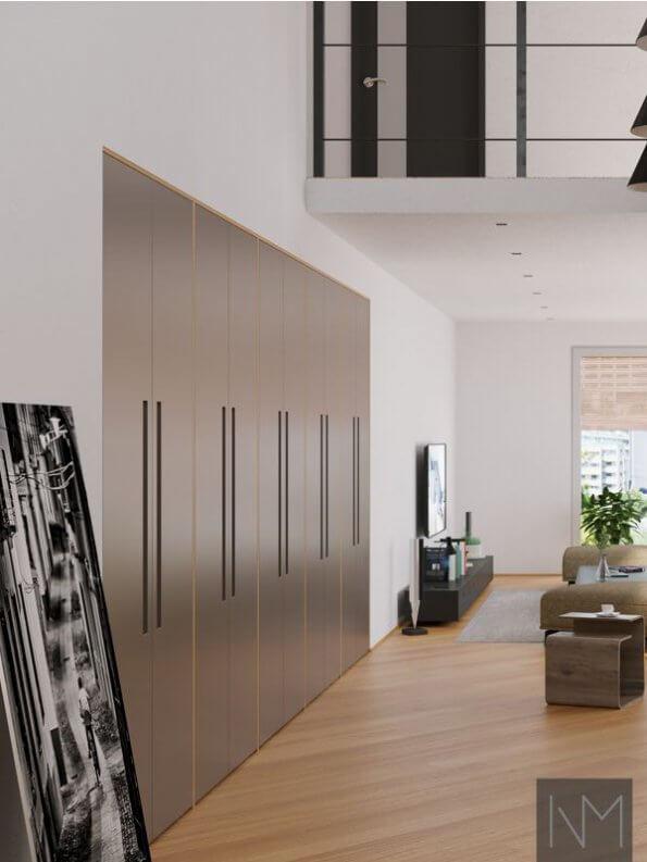 Türen für PAX-Garderobe von IKEA - Inframe