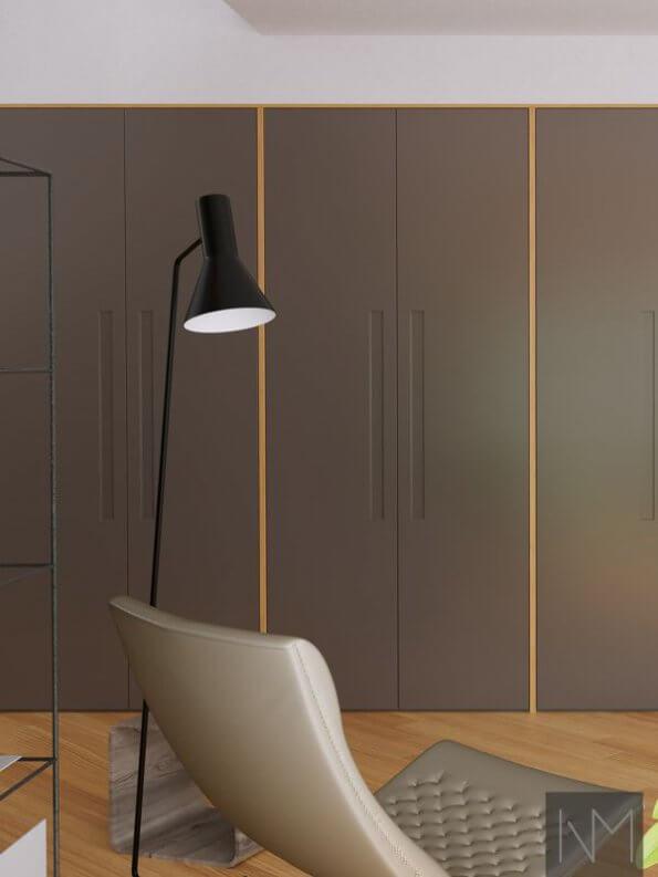 Fronten für PAX-Kleiderschrank von IKEA. 1434 Elegant. S7502-Y