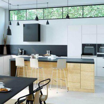 Bambus+ Küche