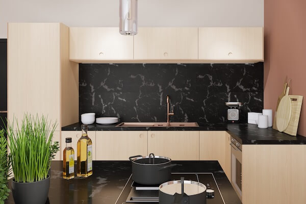 Nordic+ Küchenfronten für IKEA