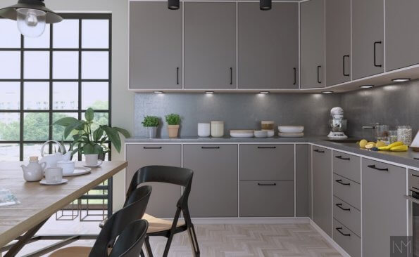INFRAME IKEA kitchen