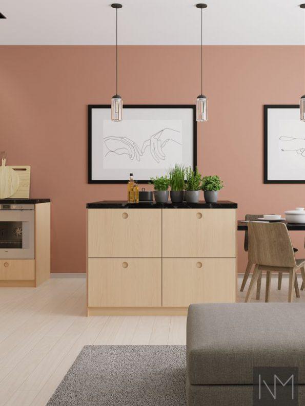 Metod Kitchen Nordic+ Circle ASH