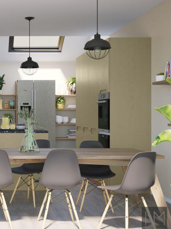 Metod Kitchen Nordic+ Elegance OAK