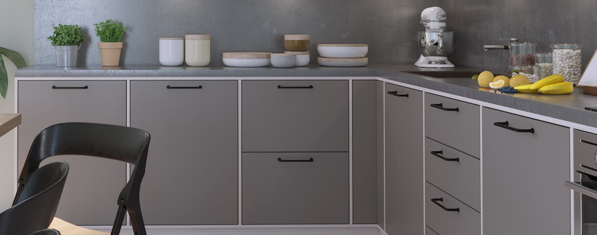 Basic kitchen fronts for IKEA