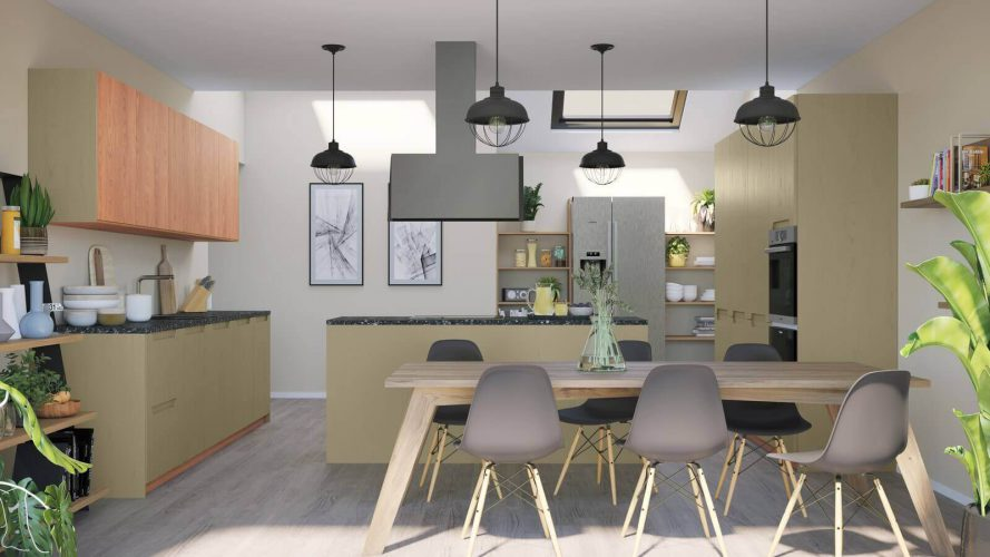 A Guide To Choosing Lighting For Your Kitchen