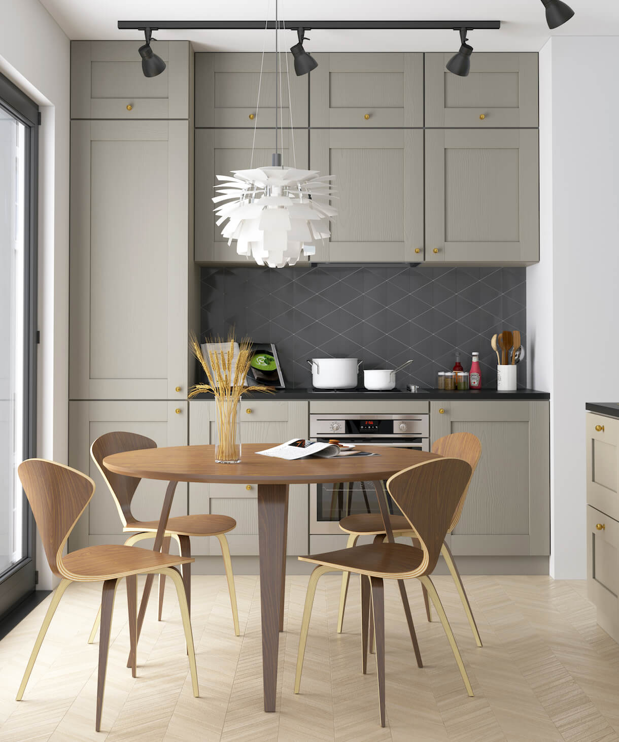 Classic Max kitchen fronts for IKEA