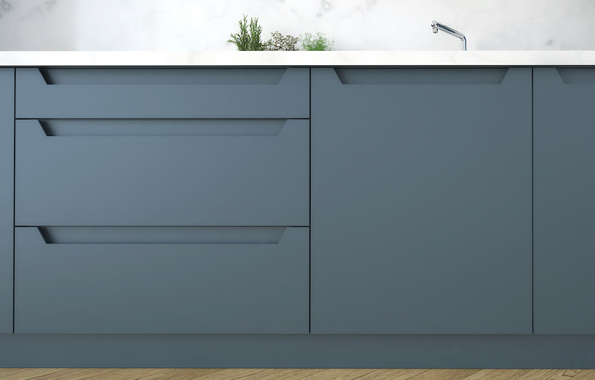 Jotun 5455 Industrial Blue