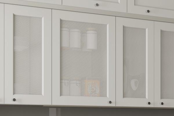 Mesh design for IKEA frames