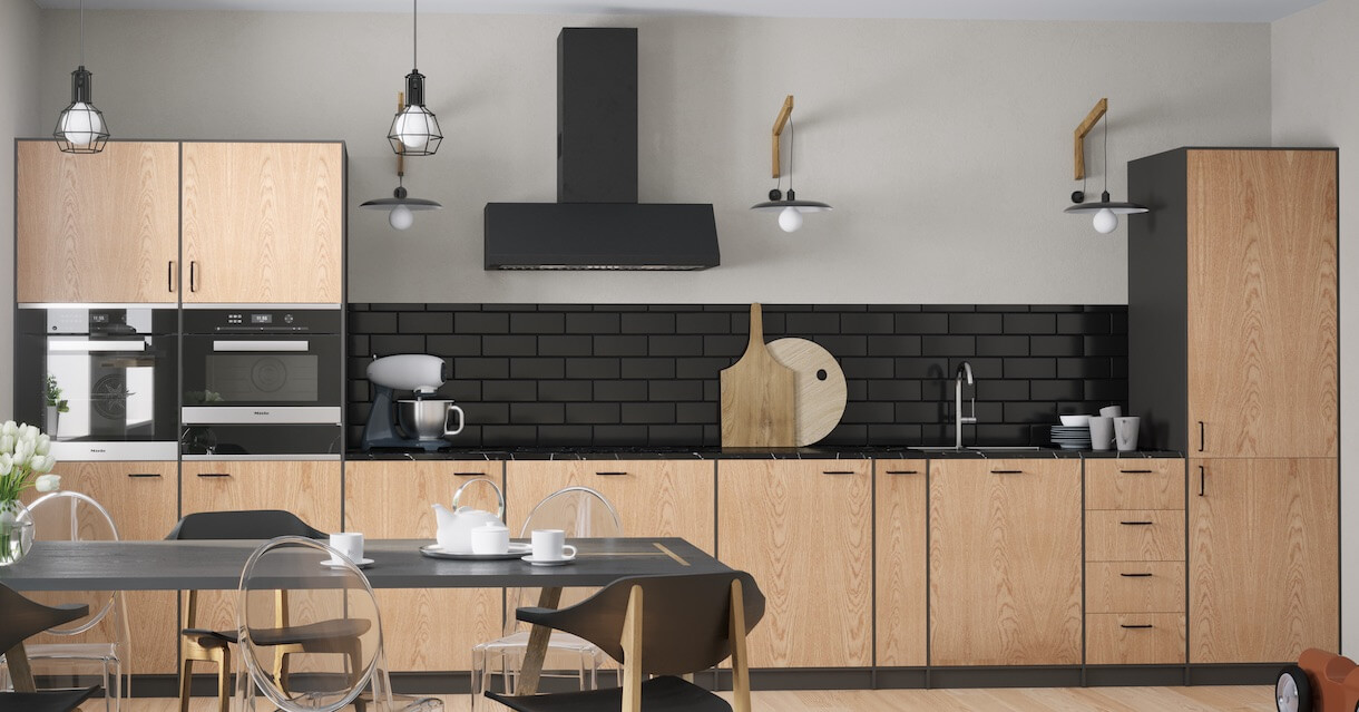 Nordic design for IKEA frames