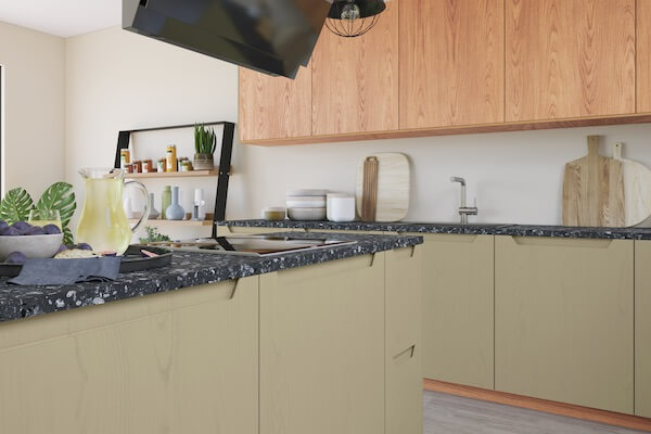 Nordic+ kitchen fronts for IKEA