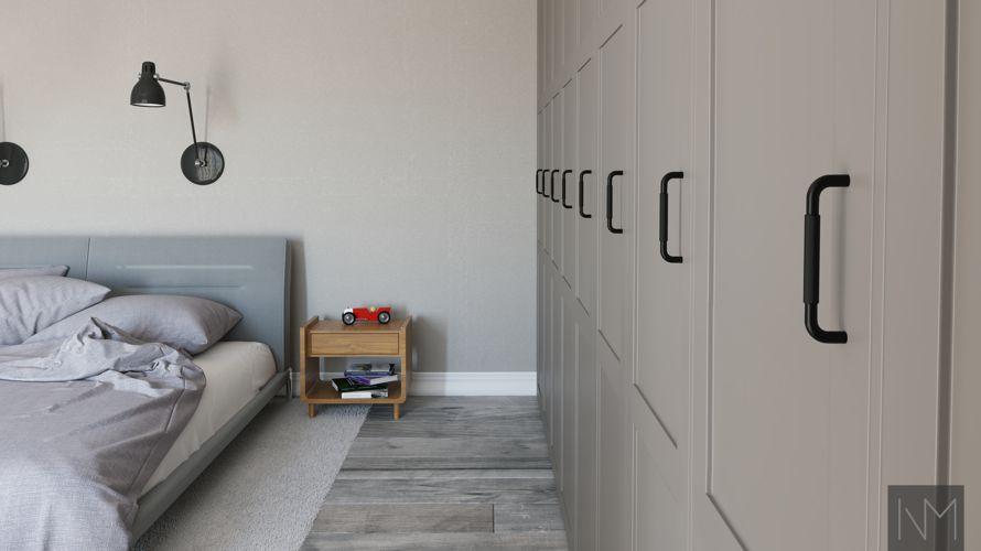 Ideeën voor interieurontwerp voor de slaapkamer
