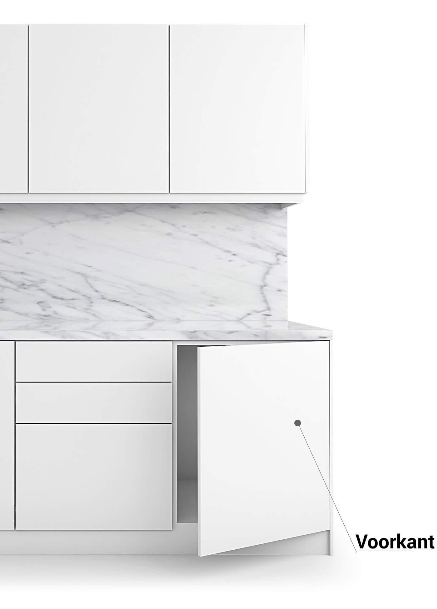 Vervang Uw Deuren Voor Ikea Keukenkasten Metod Classic Max