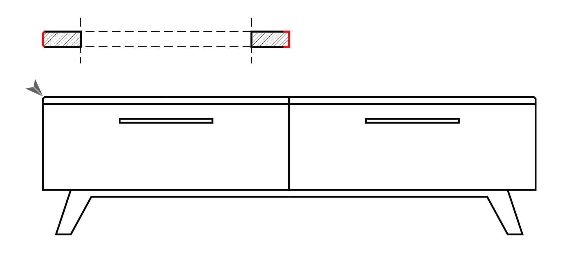 Deuren For Ikea Kasten Besta Systeem For Ikea Besta Ontime