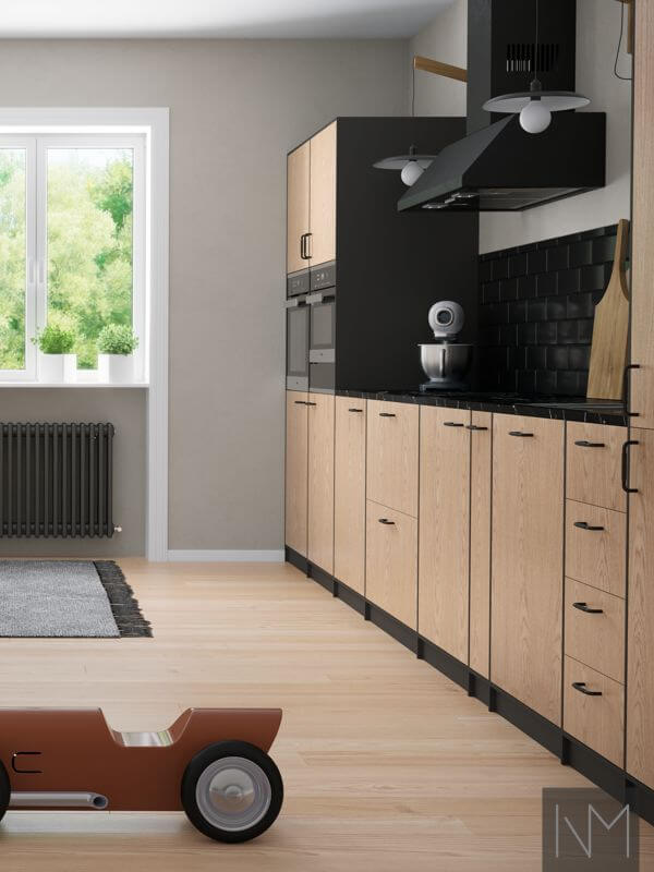 Keukenkastdeuren Voor Ikea Keukenkasten Metod Nordic