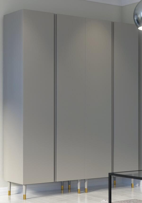 Garderobekasten op maat van Noremax