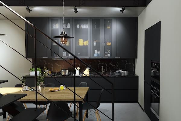 Gepersonaliseerde IKEA Metod keuken