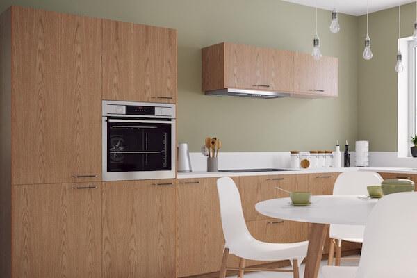 Stijlvolle IKEA keuken
