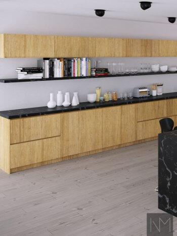 Ikea Bamboo Kitchens Noremax Custom Metod Bamboo Kitchens