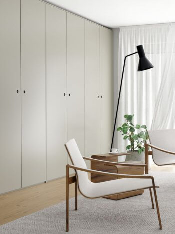 Bespoke Wardrobe Doors, Custom Doors For IKEA Pax Wardrobes