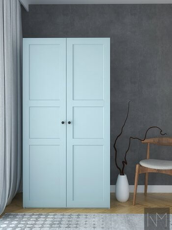 is it possible to buy new doors for ikea wardrobes