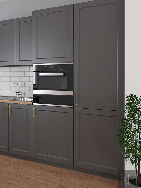Replace your doors for Ikea kitchen cabinets | Faktum - Clic on