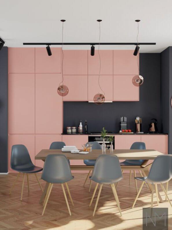 Kjøkkenfronter til IKEA stammer .NCS S2020-Y90R