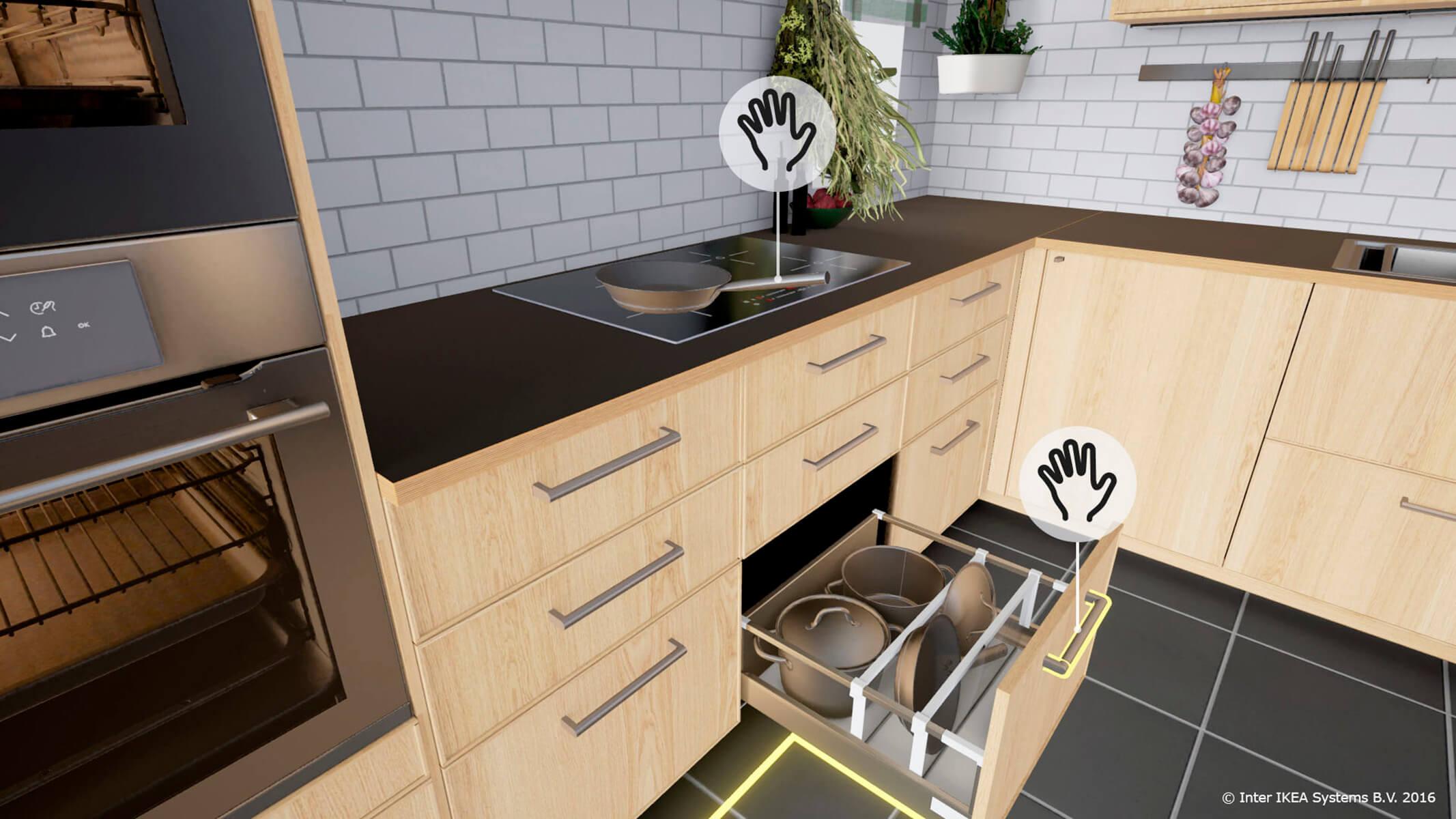 Ikea Tegne Kjøkken