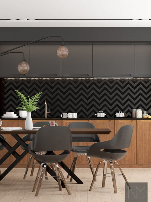 IKEA Metod Kjøkken Fronter Bambus Elegance