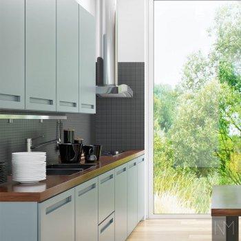 Håndløse kjøkkenfronter
