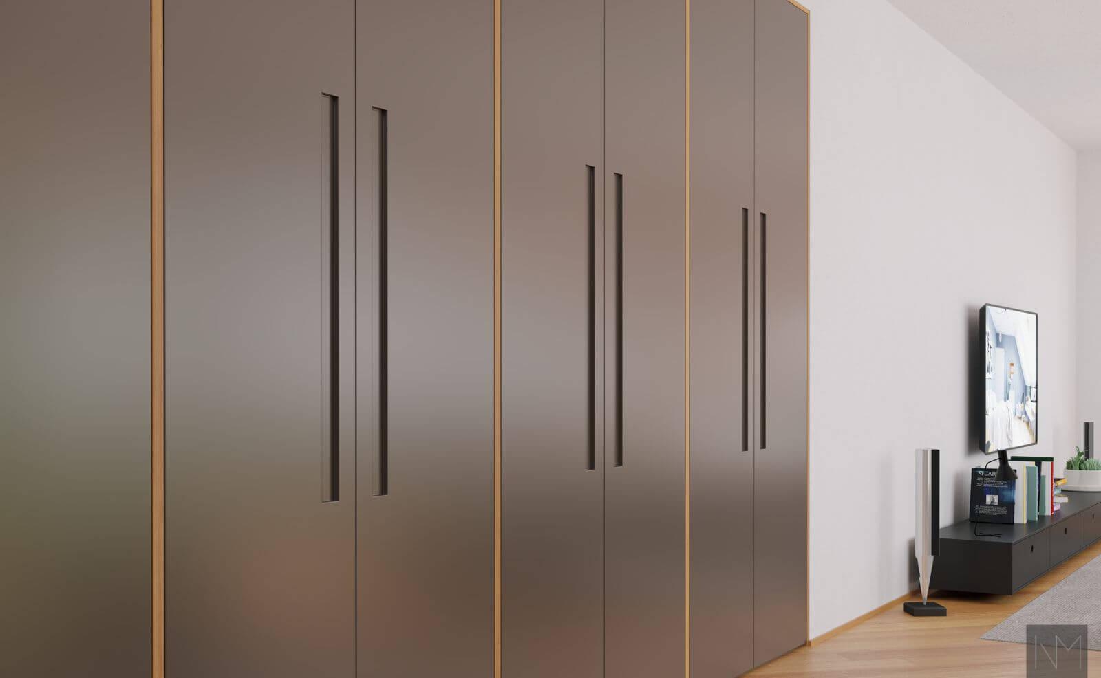 Garderobedører i design ONTIME. 1434 Elegant S7502-Y