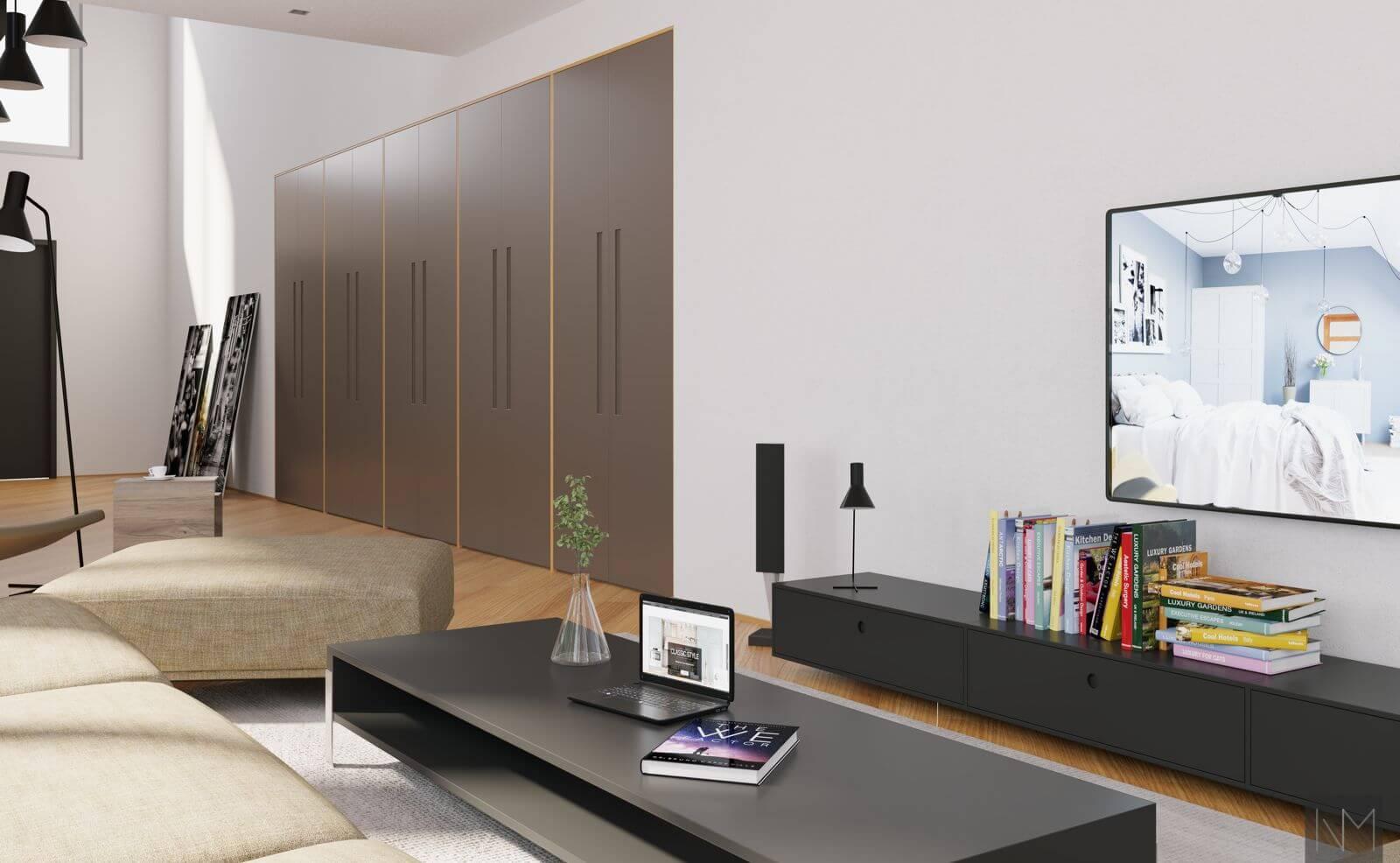 Garderobedører til PAX GARDEROBE fra IKEA. 1434 Elegant S7502-Y