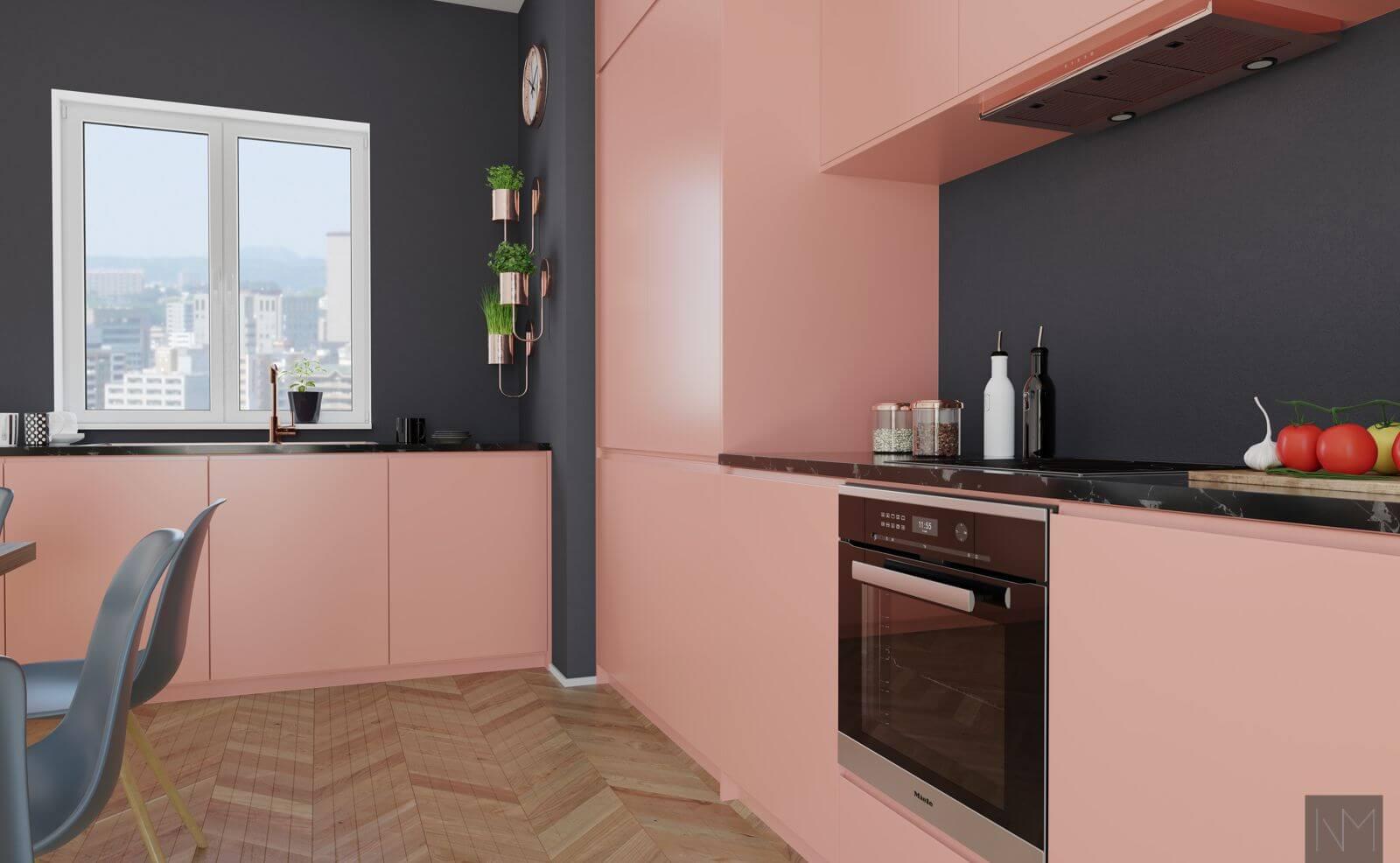 Kjøkkenfronter i INSTYLE design .NCS S2020-Y90R
