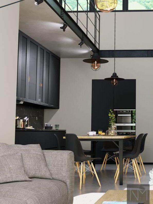Ikea KJØKKEN Mesh Classic Style Wire Industrial