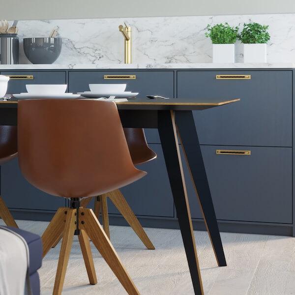 Nordic Kjøkkenfronter til IKEA Metod