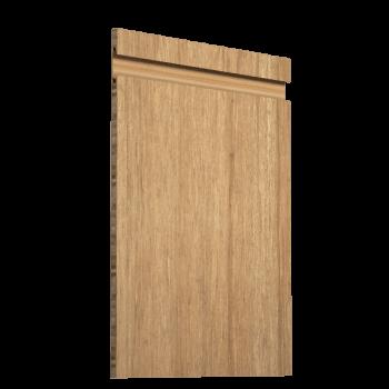 Inngangsdør i bambus kjøkken