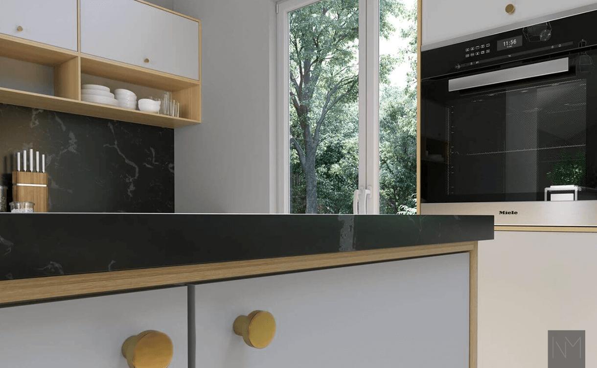 Nytt kjøkkendesign