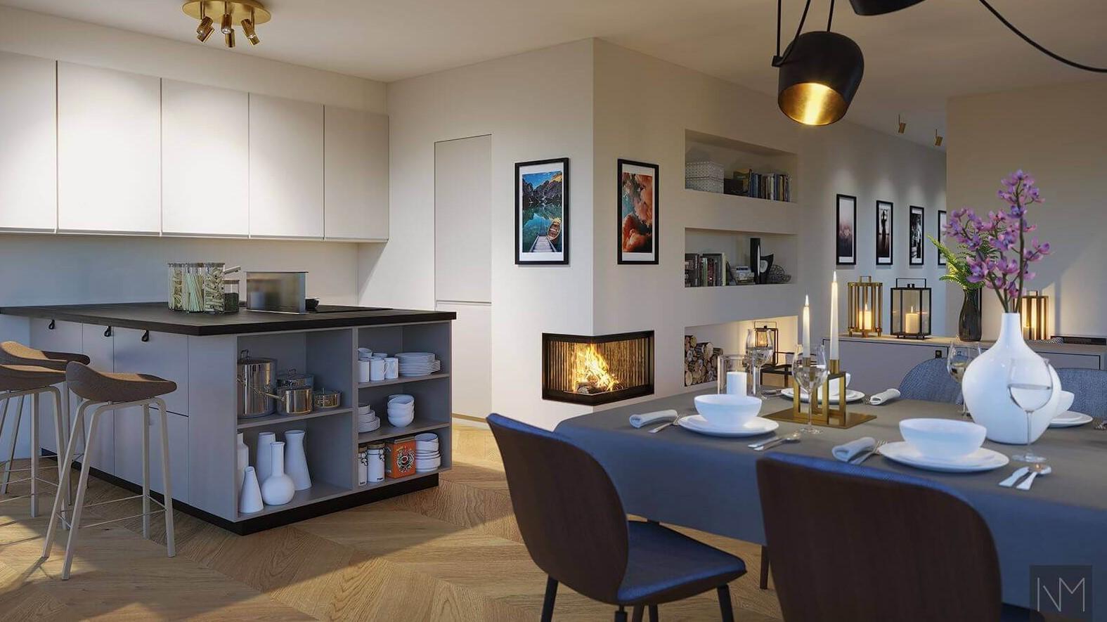 Hvor man bør starte i en kjøkkenrenovering