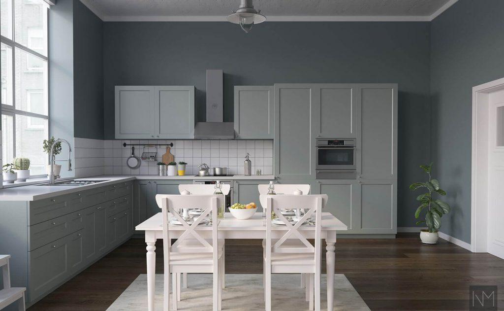 Enkle steg til å transformere kjøkkenet under nedstengingen