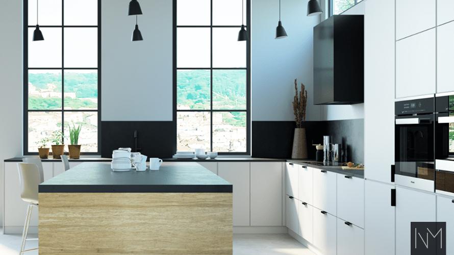 Gjør mest ut av kjøkkenet ditt med alternative kjøkkenfronter som passer til IKEA